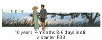 Lilypie forsøger at blive gravide Event-tickers